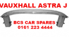 VAUXHALL  ASTRA J   FRONT SUPPORT BAR  REINFORCEMENT  FACELIFT    ( BEHIND BUMPER )     NEW   2012  2013  2014  2015  NEW